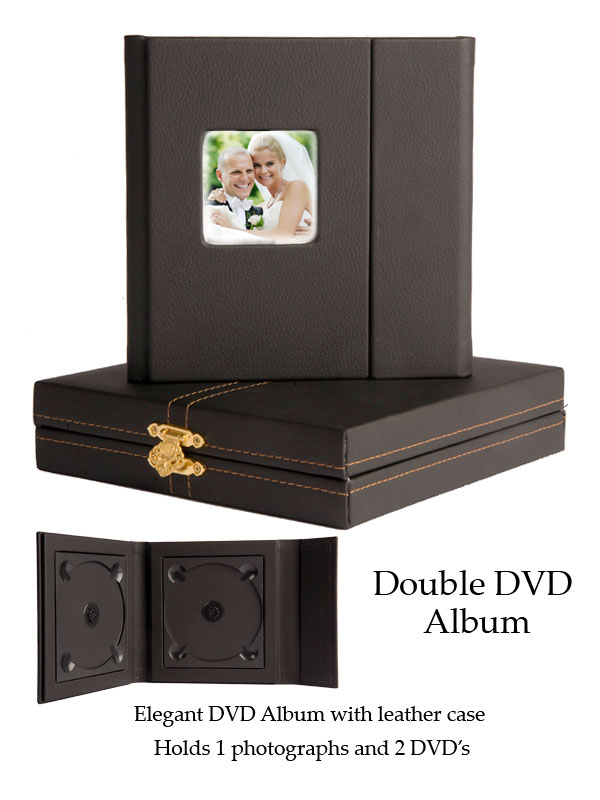 Double DVD Disc Album